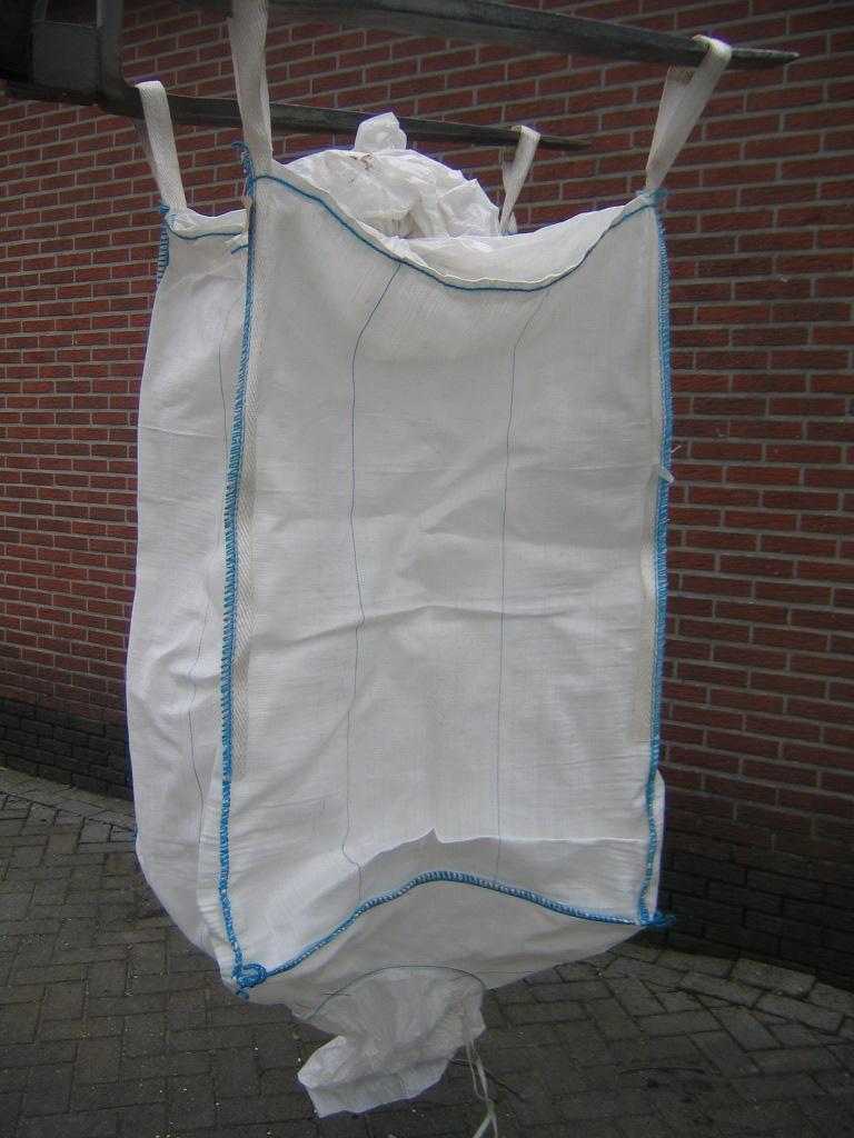 Big Bag, 100 x 100 x 170 cm, stofdicht, vulslurf, losslurf